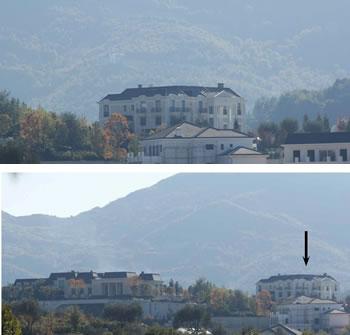 Vila super luksoze e Shkelzen Berishes!