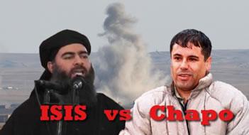Lordi meksikan i droges 'El Chapo' i shpall lufte ISIS