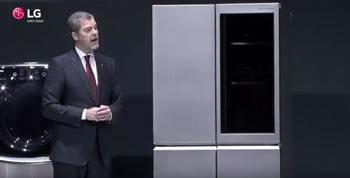 LG prodhoi frigoriferin dhe lavatricen e se ardhmes
