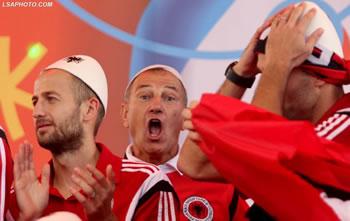 Euro 2016, De Biasi i qendron besnik grupit qe arriti kualifikimin