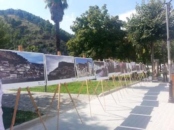 Aktivitetet per Diten e Monumenteve/Vlora e Gjirokastra ekspozite fotografike