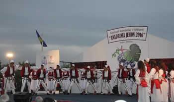 Festivali 'Anadrinia Jehon', ruan trashegimine shqiptare