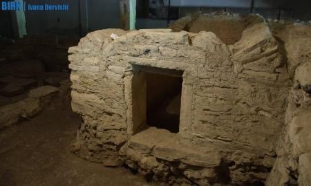 Arkeologet nxjerrin ne drite 'qyteterimin e ri' ne Durres