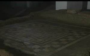 Durres, simboli mitologjik i diellit behet i vizitueshem