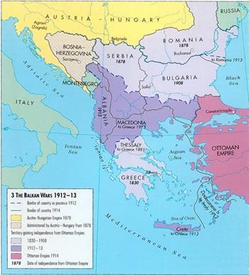 E frikshme: Traktati i fshehte i Lodres 1915, kishte hartuar zhdukjen e Shqiperise