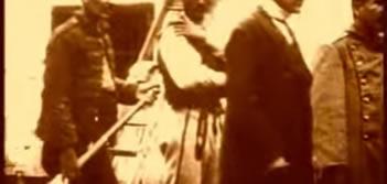 Shqiptaret pjese e nje filmi ne vitin 1904, shfaqur ne Serbi e Angli
