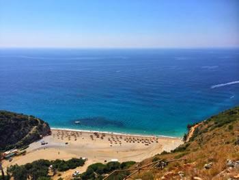 Riviera shqiptare, 'shtepia' e plazheve me te mira ne Ballkan