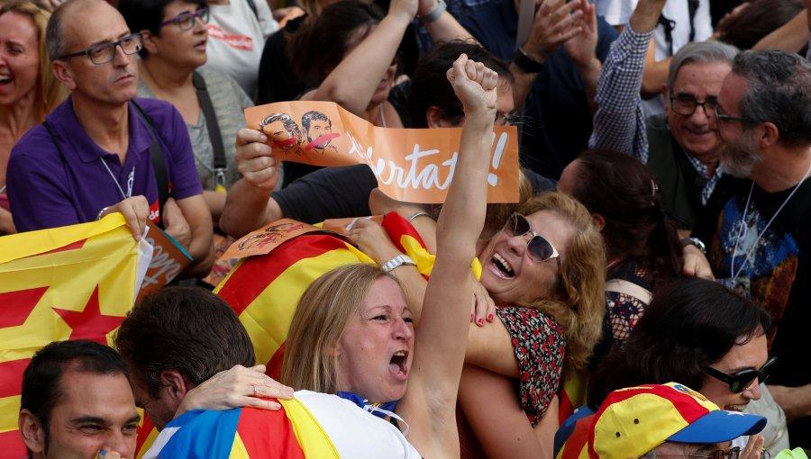 Katalonja shpall pavaresine nga Spanja