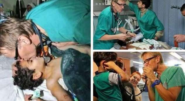Letera rrenqethese e shkruar nga nje mjek ne Gaza drejtuar njerezimit dhe Obamas 1405947066-gaza