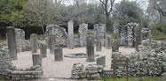 Ne Butrintin e Eneas...koha është ndalur për shqiptarët