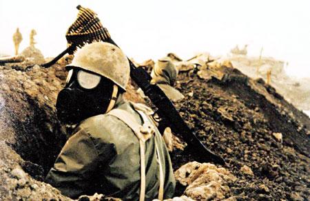 Armët Kimike Shqiptare, Vdekja e fshehur prapa Dajtit
