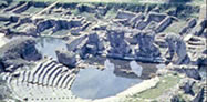 Anija antike e Butrintit bën xhiron e botës