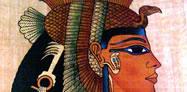 Zbulohet një kokë e Kleopatrës prej alabastri