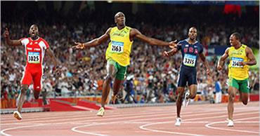 Zhak Rozhe qorton: Bolt, ki respekt për rivalët!