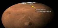 Pas Henes, akull i paster edhe ne Mars
