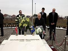 'Rugova ishte arkitekt i pavarësisë'