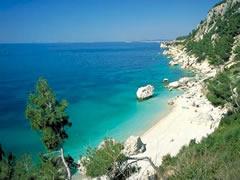 Nje guide turistike pergjate bregdetit shqiptar