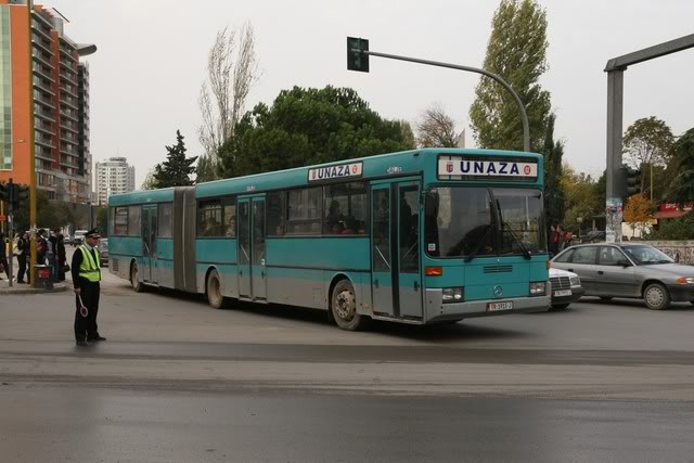 Linja Autobusave ne Kryeqytet