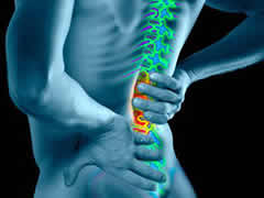 Format e shfaqjes se shqetesimeve ne shtyllen kurrizore dhe simptomat
