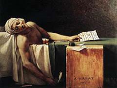 Prezantohet 'Perndjekja dhe vrasja e Maratit'