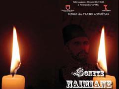 Perkujtohet Naim Frasheri ne Teatrin Kombetar