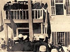 Botohet per here te pare ditari i nje prej firmetareve te aktit te Pavaresise