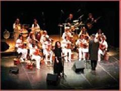 Nje orkester italiane ne Shtepine Qendrore te Ushtrise