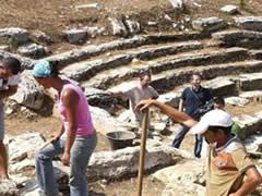 Zbulime te reja arkeologjike ne rrenojat e Adrianopolit antik