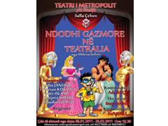 'Ndodhi gazmore ne Teatralia'