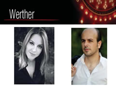 Premiera absolute e operes 'Werther'