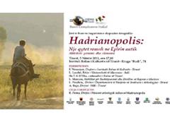 'Hadrianopolis' ne ekspozite