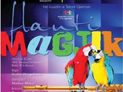 Opera 'Flauti Magjik', ne Teatrin Kombetar te Operas dhe Baletit