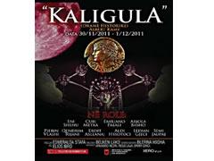 'Kaligula' e Kamys ne Teatrin Kombetar