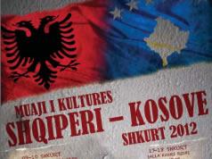Muaji i Kultures Shqiperi-Kosove ne Teatrin Kombetar