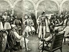 Mbreteria e Arberise ne Dokumentet Papnore ne dhjetevjecarin e dyte te shekullit XIV (Pjesa e I)