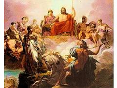 12 Zotat e Olimpit, cfare simbolizonin dhe si u krijuan