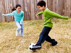 Femijet dhe sporti