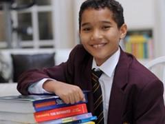 Britani e Madhe, 12-vjecari shkon ne universitet