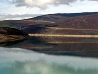 Kukes, ndotet liqeni i Fierzes