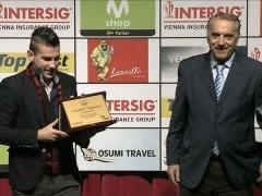 Gledi Mici, talenti i sezonit 2012-2013