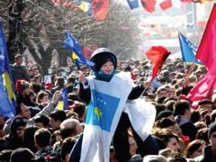 Kosova ne feste, 6 vjet shtet. Nishani uron homologen Jahjaga
