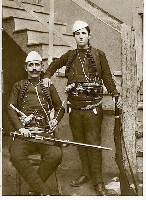 Shote Galica, nje Zhan d'Ark shqiptare