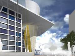 Projekti i rikonstruksionit te stadiumit ne Elbasan