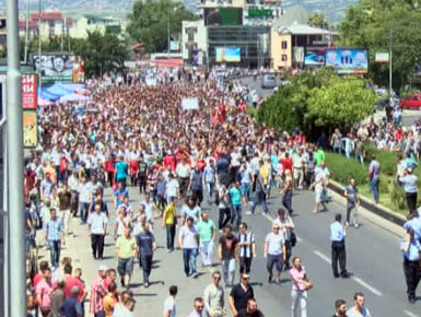 Shkup, protestat shqiptare nuk ndalen
