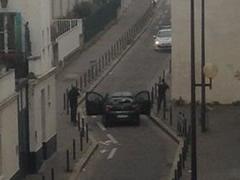 Masaker ne Paris, terroristet sulm revistes satirike,12 viktima