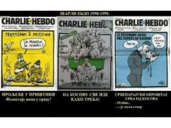 Mediet serbe: 'Une nuk jam Charlie Hebdo'