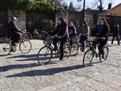Shkodra, qyteti ku perdorimi i  bicikletave eshte kthyer ne tradite
