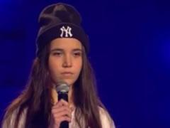 Vogelushja shqiptare mahnit jurine  ne 'The Voice Kids' te Gjermanise