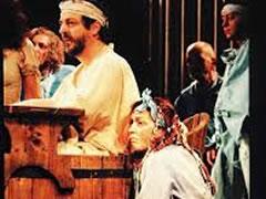 Veshtrim rreth shfaqjes 'Vrasja e Maratit'