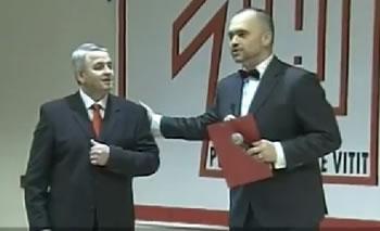 Shihni cfare vleresimi ka Edi Rama per Halim Kosoven (video)